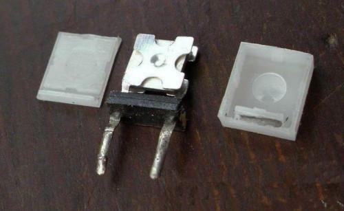 陶瓷晶振的外表标记各自代表什么