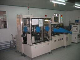 晶振生產設備1